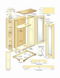 kitchen furniture plans. Kitchen Cabinet: Diy Plywood Cabinet Doors Making Plans How To  Build Cabinets Free Kitchen Furniture Plans E