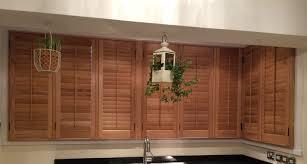 blinds curtains decorative venetian for window shutters uk wood wooden plantation