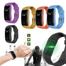 New Fashion Bracelet H1 Heart Rate Exercise Tracker Waterproof Anti Lost Bluetooth Smart Watch Men Women Online Shopping Wrist Watch Buy Wrist Watches