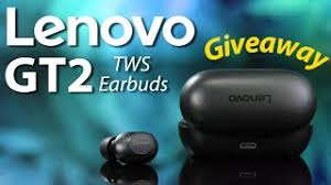(CLOSED)GIVEAWAY! Best Budget <b>Lenovo GT2 TWS</b> Earbuds in ...