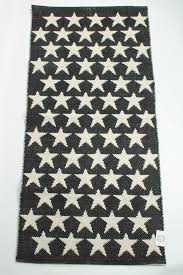 rug with stars. rug with stars