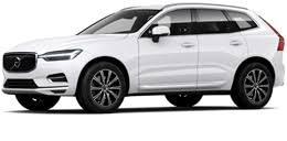 Кроссовер <b>Volvo XC60</b> 2019 модельного года в новом кузове ...