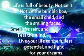 Fight For Your Life Quotes Live your life to the fullest potential and fight for your dreams 83