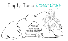 Easter Bible Printables Christian Preschool Printables