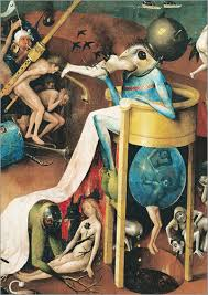 garden of earthly delights poster. Remarkable Garden Of Earthly Delights Poster Astonishing Design Hieronymus Bosch Hell Detail