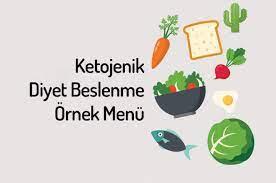 Ketojenik diyet örnek beslenme yemek listesi sizler için, ketojenik diyet  yaparken yiyebileceğiniz 1 haftalık örnek yemek menüsü…   Ketojenik diyet,  Diyet, Beslenme