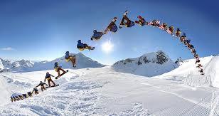 Реферат по физкультуре на тему Лыжный спорт  Взгляд на лыжника