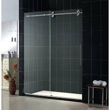 sightly how to install frameless glass shower doors shower install frameless