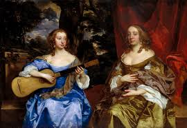Family Photo Two Ladies Of The Lake Family Sir Peter Lely C1660 Tate