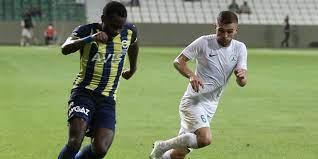 Giresunspor 1 - 3 Fenerbahçe