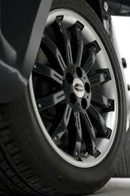some overfinsh alloy wheels have nine coats of paint