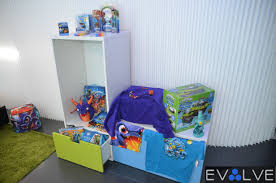 Beautiful SKYLANDERS Bedroom Accessories