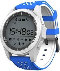 <b>Outdoor Sport Watch</b> QIMAOO Bluetooth Waterproof F3 Professional ...