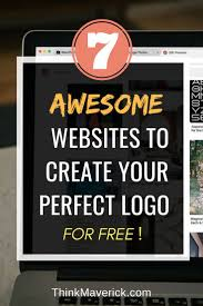 Design Own Logo Free 7 Best Free Logo Maker Websites To Create Your Own Logo