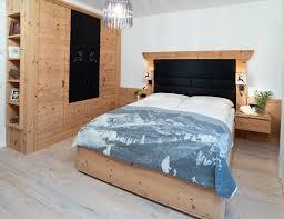 Schlafzimmer Mit Chalet Atmosphäre Möbeltischlerei Manfred Manzl