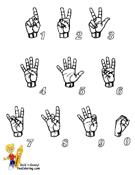 Asl Finger Chart Bossy Learn Sign Language American Signing Free Alphabets