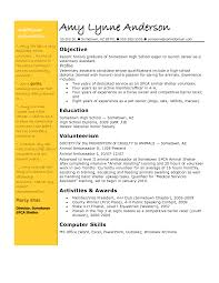 Veterinary Assistant Resume Sample With No Experience Vinodomia