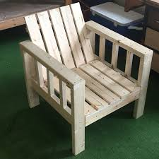 ana white my simple outdoor lounge chair with 2x4