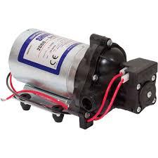 shurflo self priming 12 volt diaphragm water pump 180 gph 1 2in shurflo self priming 12 volt diaphragm water pump 180 gph 1 2in