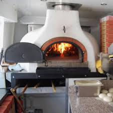 Commercial Pizza Oven for Restaurants and Vans