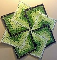 permalink to wonderfull quilted table topper patterns inspirations