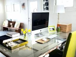 decorating your office at work. Living Room Decorating Your Office At Work Desk R Ideas Magnificent White With Regard To T