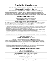 Nursing Student Resume Examples Gorgeous Nurse Resume Templates Free Lovely Practical Nursing Student Resume