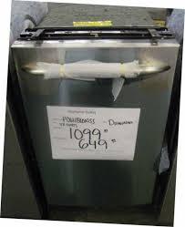 ge dishwasher panel ge profile dishwasher