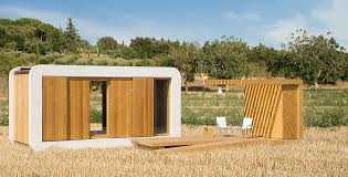 pre built tiny houses. Studio Go - Tiny House Noem Barcelona Exterior Humble Homes Pre Built Houses