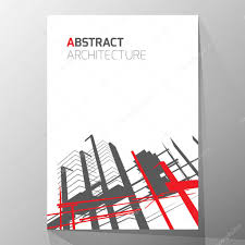 Abstract Architecture Background, Layout Brochure Template, Abstract ...