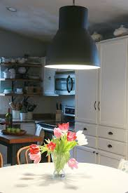 New Dining Room Lighting Ikea Hektar Pendant Made By Carli
