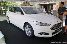 Ford Mondeo now available in showrooms, priced from RM198,000 ...