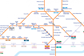 what other national rail lines could tfl take over? citymetric National Rail Map what other national rail lines could tfl take over? national rail map pdf