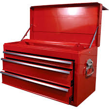 kennedy tool box red. tool chests - 3 drawer red 3-drawer professional tool chest kennedy box red b