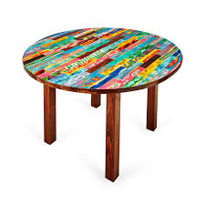 eco chic furniture. Buoy Crazy Round Table Eco Chic Furniture O