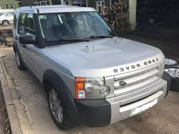 CURRENTLY BREAKING... 2005 LAND ROVER DISCOVERY 3 2.7 TDV6 HSE ...