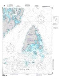 Nga Chart 14061 Grand Manan Bay Of Fundy Products
