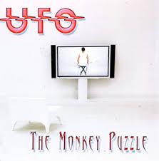 <b>UFO</b> - The <b>Monkey Puzzle</b>
