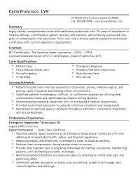 Nurse Technician Resume Resume Peppapp