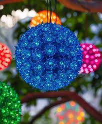 How To Make Outdoor Christmas Light Balls 24 How To Make Christmas Light Balls Christmas Decorating