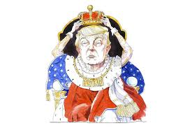 Image result for king donald trump