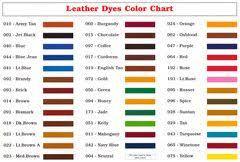 Shoe Polish Color Chart Meltonian Leather Boot Shoe