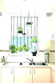 window garden hanging herb kitchen plant gardening will be bay indoor kitch