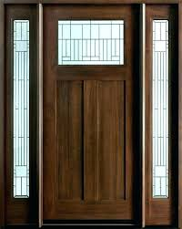 Single Front Door Designs Front Wooden Doors For Homes Single Main