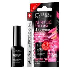 Верхнее покрытие лака для ногтей Eveline Acrylic top coat ...