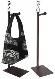 counter handbag display purse rack purse display purse holder decorative purse displayer