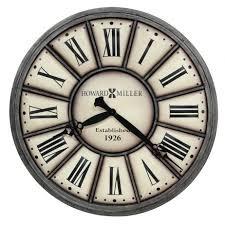 company time ii 34 wall clock howard
