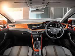 2018 volkswagen gti interior. beautiful gti all new volkswagen polo 2018 images in gti interior