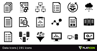 Data Icons 190 Free Icons Svg Eps Psd Png Files
