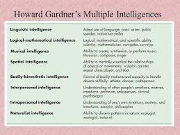 Sternberg Intelligence Intellegence Theories Sternberg Vs Gardner Vs Spearman